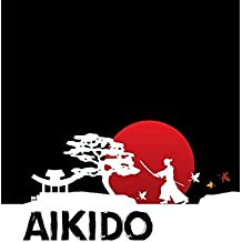 aikido: Aikido Japanese Martial Art Notebook / Journal 6x9 100 pages lined paper