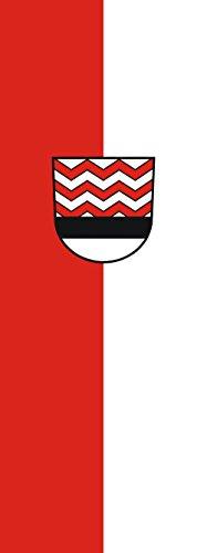 magFlags Drapeau Süßen | portrait flag | 6m² | 400x150cm