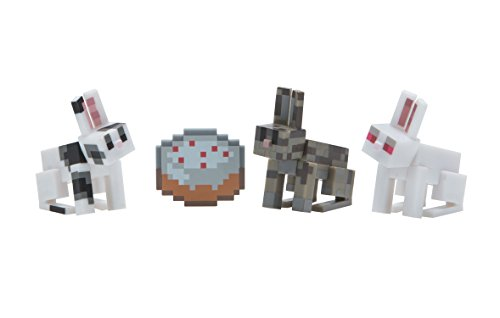 Minecraft 16497 Chase Bunnies Figure