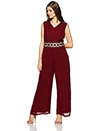 d01b8fb9585f Amazon.in  L - Jumpsuits   Dresses   Jumpsuits  Clothing   Accessories