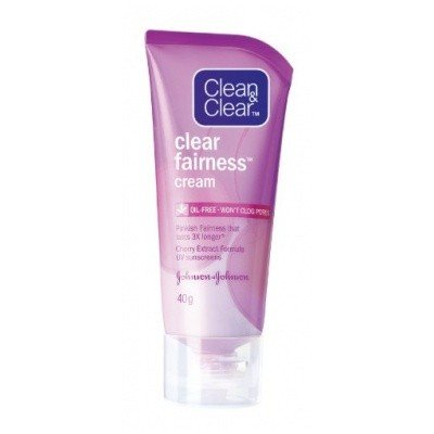 Clean & Clear Fairness Cream (40g) - Pack of 2