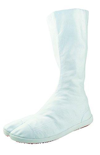 7 Taiko Jikatabi scarpe, - la clip direttamente dal Giappone (Marugo) Bianco (bianco)