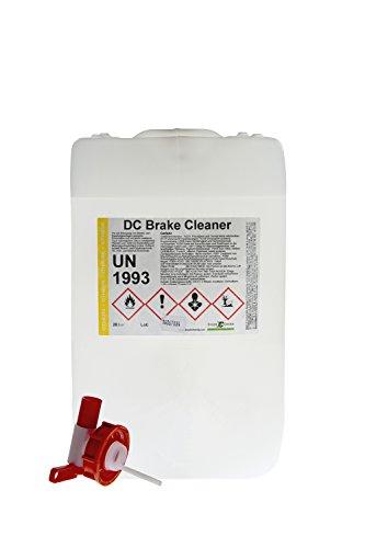 DC DruckChemie GmbH Brake Cleaner 2 x 10 Liter Kanister inklusive Auslaufhahn - Bremsenreiniger - Teilereiniger