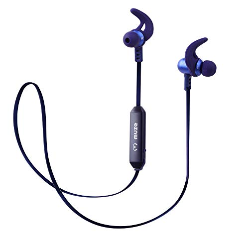 Muze Capsule Bluetooth in-Ear Earphone with Mic (Purple)