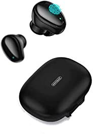 Earbuds, Pro Quality-Ultra Dynamic Crystal Clear Sound, High-Definition MIC,IPX5-Waterproof Feature BLUETOOTH