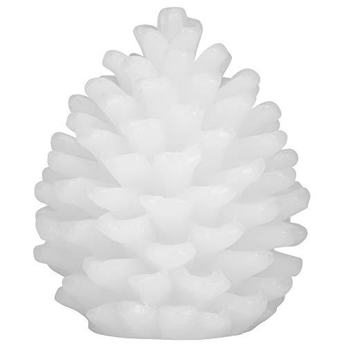 Aramox LED Licht Nachttisch LED Light Pine Cone Tisch Nachtlampe Home Weihnachtsfest Dekoration