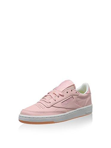 Damen Sneaker Reebok Club 85 Face Sneakers Frauen Pink