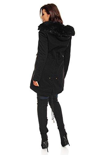 Fashion -  Giacca  - Donna Nero