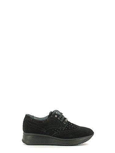 liu jo , Chaussures de ville à lacets pour fille Noir