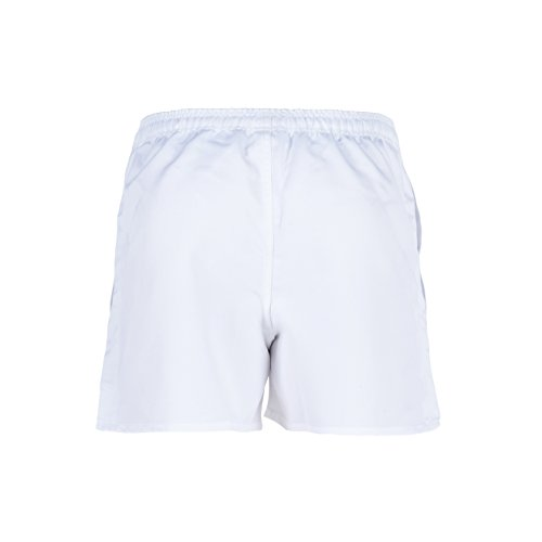 CANTERBURY Herren Profi-Polyester Shorts Weiß