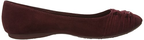 Rocket Dog Richelle, Ballerines femme Rouge (mulberry)