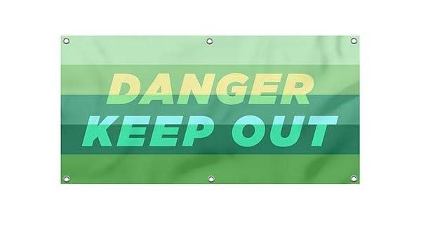 CGSignLab Basic Teal Wind-Resistant Outdoor Mesh Vinyl Banner Grand Opening 12x4