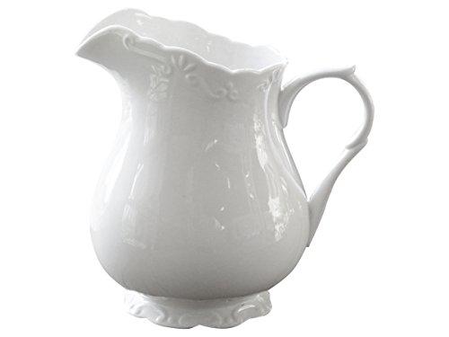 Chic Antique | Edle Kanne Kaffeekanne Teekanne Kännchen | Perfekt für Kaffeekränzchen, Tea Time...