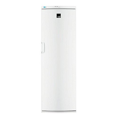 Zanussi ZFU25113WA Tall Upright Cabinet 250L 7 Drawers Frost Free Freezer in White