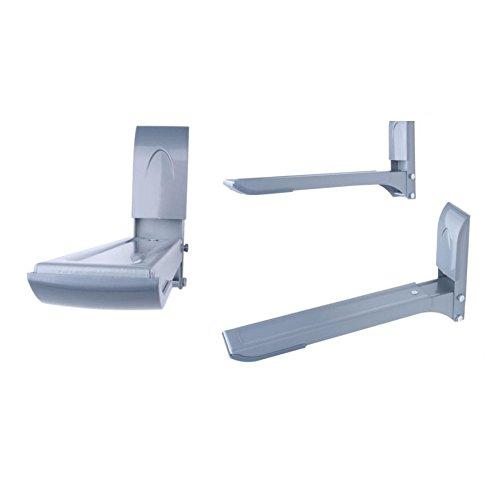 Maclean brackets mc 607 soporte de pared para microondas - Soporte de microondas ...