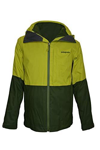 Herren Snowboard Jacke Patagonia 3-In-1 Snowshot Jacket