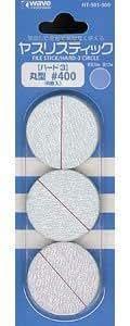 File stick HARD-3 (round shape) #400 by Wave