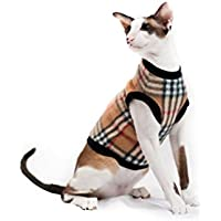 Kotomoda ropa para gatos suéter Burberry (S)