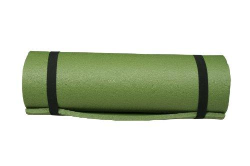 10T Profoma 200 - Iso-Matte Trekkingmatte PE-Schaum aufrollbar grün 200x55x1,2cm