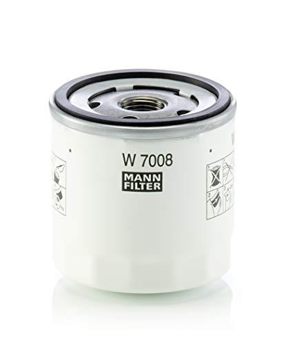 Original MANN-FILTER Ölfilter W 7008 - Für PKW und Nutzfahrzeuge
