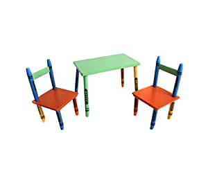 childrens table and chair set kitchen home. Black Bedroom Furniture Sets. Home Design Ideas