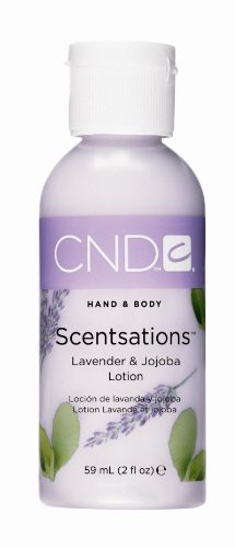 CND Creative Scentsations Hand & Body Lotion (2 oz) Lavender & Jojoba by CND Nail Products