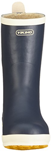 Viking Unisex-Erwachsene Seilas Winter Gummistiefel Blau (Navy 5) mQ9DDXxVaz