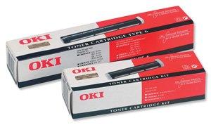 Preisvergleich Produktbild OKI Systems Kassette 09002395 Toner 2500 Seiten OP6e/ex OL400e/ex/410ex/600ex/610ex/810ex, schwarz