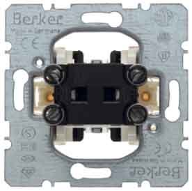 Berker Wipp-Schalter 303650 MODUL-EINSÄTZE Installationsschalter 4011334238850 von Berker bei Lampenhans.de
