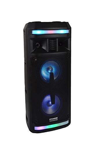 DYNASONIC - DY-65201 Altavoz Inalámbrico Sistema de Audio | Bluetooth, Altavoz Portatil,...