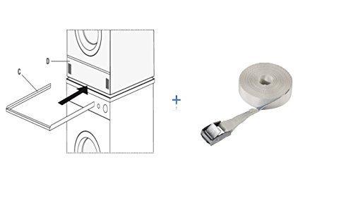 verbindungsrahmen-zum-bau-einer-waschmaschinen-waschetrockner-saule-spanngurt