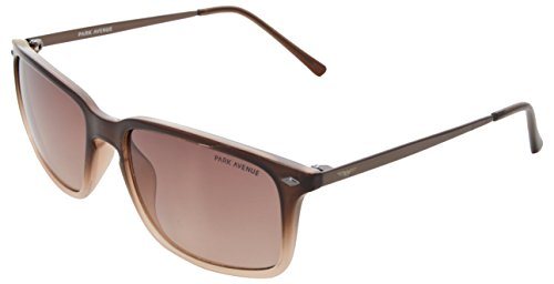 Park Avenue UV Protected Square Unisex Sunglasses - (429| 56| Brown Lens)  available at amazon for Rs.2950