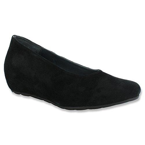 Wolky Chaussures Mi-hautes 8026 Hopewell 421 Anthrazit Veloursleder