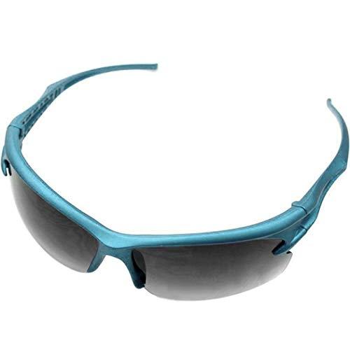 ZKAMUYLC SonnenbrilleNachtsichtbrille Neue Unisex Mode Outdoor Reiten Eyewear Lässige Nachtsichtbrille Quadratische Form UV400 16mm 121mm PC AC