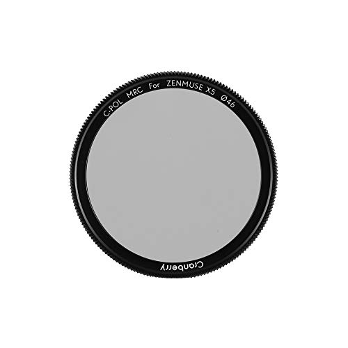 ARDUTE Air Lens Natural Adjastable Mini Portable Lens Filter CPL HD Camera Lens Filter for DJI DJI Zenmuse X5/X5S
