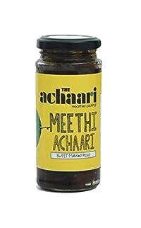 The Achaari Meethi Achaari, 100% No Oil & No Preservative, Homemade Sweet Mango Pickle (250grams)