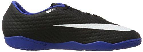 Nike Herren Hypervenomx Phelon Iii Ic Fußballschuhe Schwarz (nero / Bianco-grigio Scuro-gioco Reale)