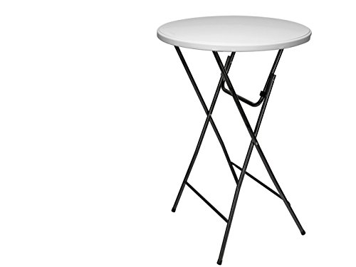 TOOLLAND – fp185 tolland Table pliante ronde 80 cm x 110 cm Dimensions, 9 g