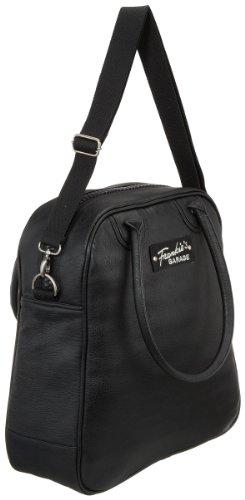 Frankie's Garage Ladie´s Bag B20981010-020, Borsa donna, 38x44x14 cm (L x A x P) Nero