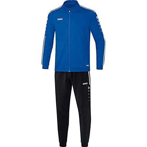 JAKO Kinder Striker 2.0 Trainingsanzug Polyester, royal/Weiß, 128
