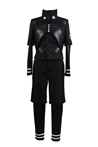Tokyo Ghoul √A Ken Kaneki Overall Schlacht Uniform Cosplay Kostüm XL