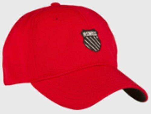 K-Swiss Tac Bigshot Cap red/white (Cap K-swiss Tennis)