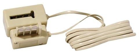 Connectique téléphonie et ADSL Rallonge téléphonique 10 mètres 93661