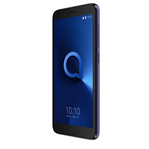 Alcatel 5033D 1 2019, Smartphone - Pantalla 5' - Cámara trasera 5MP y frontal