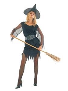 Humatt Perkins - Disfraz de bruja sexy para mujer (51308)