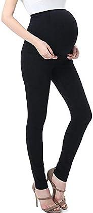 Women Pregnant Pants Elastic Maternity Skinny Adjustable Leggings Trousers Slim for Women