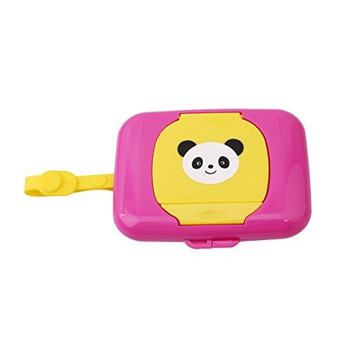ODN Baby Reise Portable Seal Feuchttuchbox (Design 4)