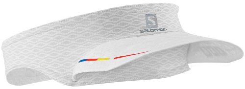 Salomon S-lab Sense - Sombrero para mujer, color Blanco, talla FR : S-