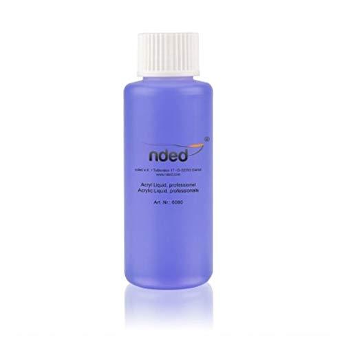 Liquide acrylique professionnel NDED Qualité supérieur 100 ml