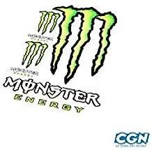 Suchergebnis Auf Amazonde Für Monster Energy Aufkleber